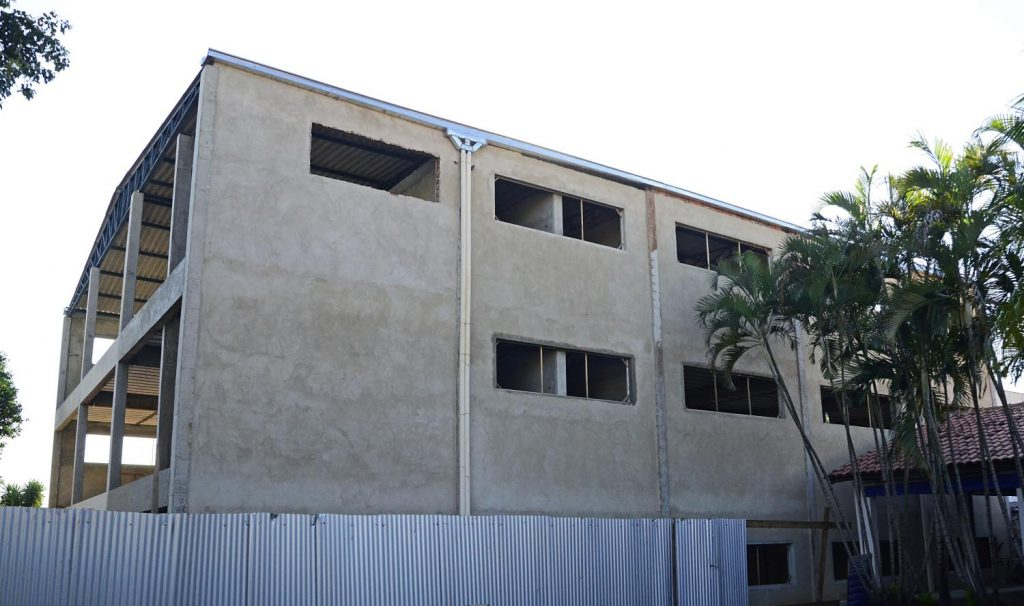 Centro de Capacitacao - Foto Marcos Labanca