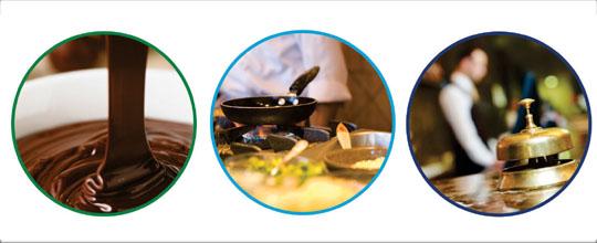 icones gastronomia hotelaria