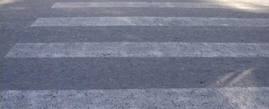 faixa pedestre