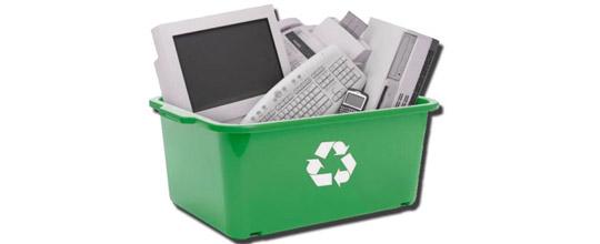 reciclar computer