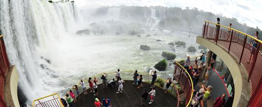 Cataratas iguacu Foto Marcos Labanca